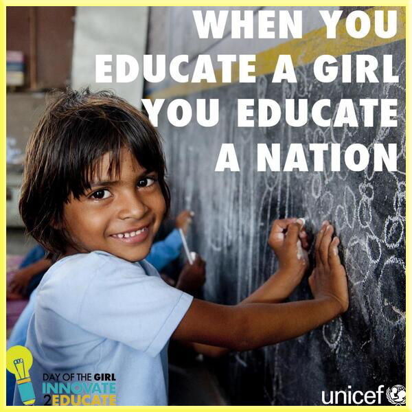 importance of girl child education in india