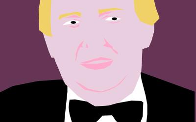 Seni Promosi Donald Trump