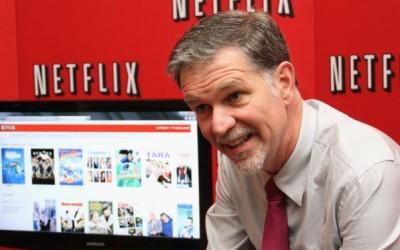 Video, Netflix dan Reed Hastings