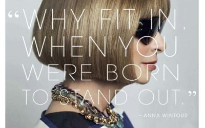 Peran Anna Wintour di Fashion Dunia