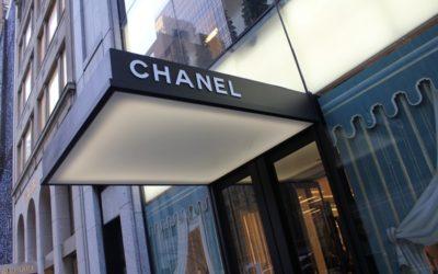 Membangun Merek Chanel