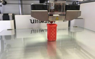 Sepatu dan Fashion 3D Printing