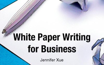 My Latest Book: White Paper Writing for Business