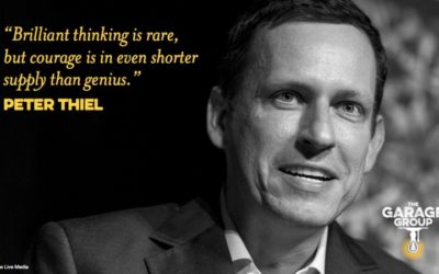 Kontrarian Peter Thiel Pendiri PayPal