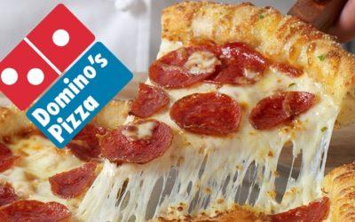 Transformasi Domino's Pizza