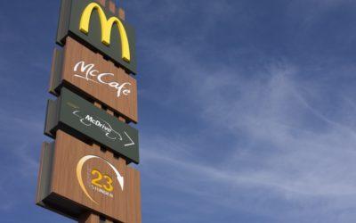 McDonald's Dulu dan Sekarang