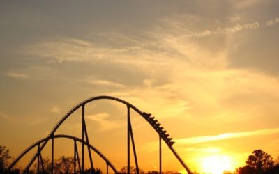 Kendalikan Roller Coaster