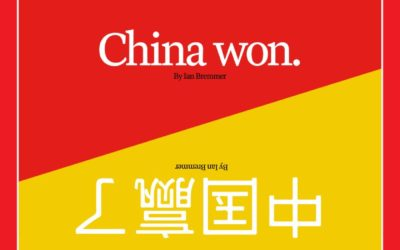 How China is Gonna Win the Future (Time, November 13, 2017)