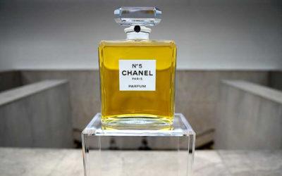 Sang Legendaris, Parfum Chanel No.5