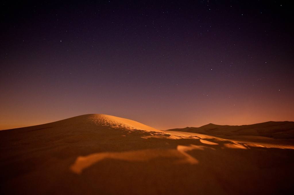 Desert Night 2000