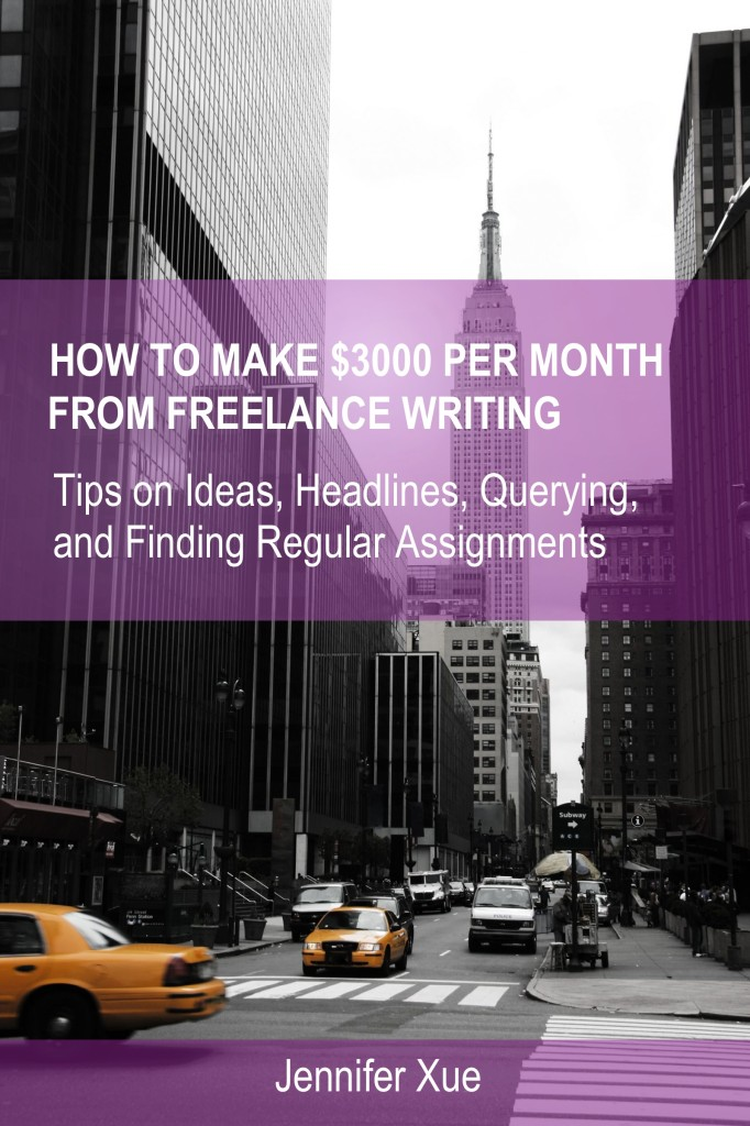 EBOOK COVER Make $3000 Writing