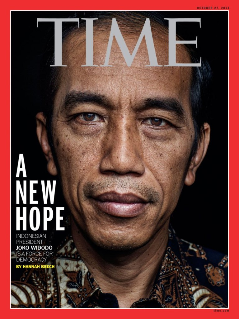 Jokowi TIME