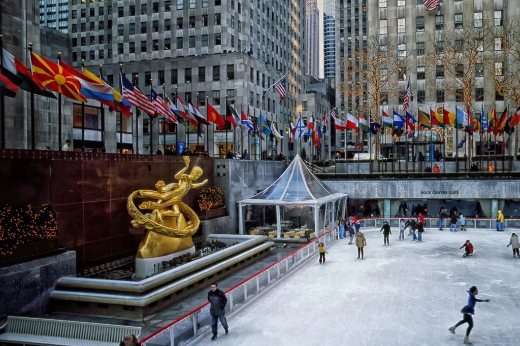 Rockefeller Plaza 1500