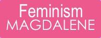 BUTTON magdalene feminism