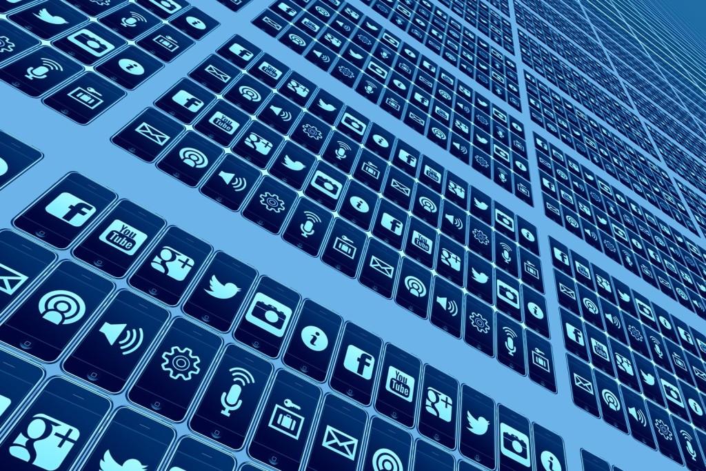 social media blue 1500x1000