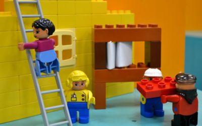 Pasang Surut Lego