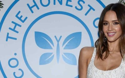 E-commerce Miliaran Dollar Jessica Alba