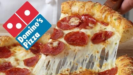 dominos pizza 450