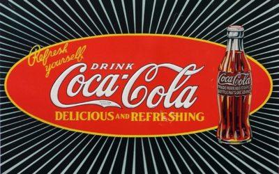 Memegang Rahasia Coca-Cola