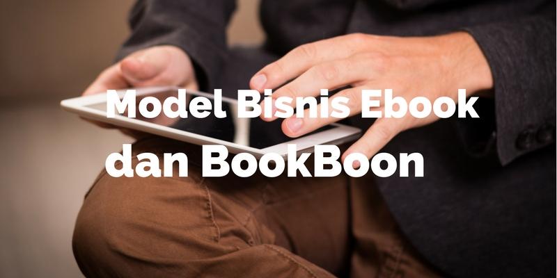 Model Bisnis Ebook dan BookBoon