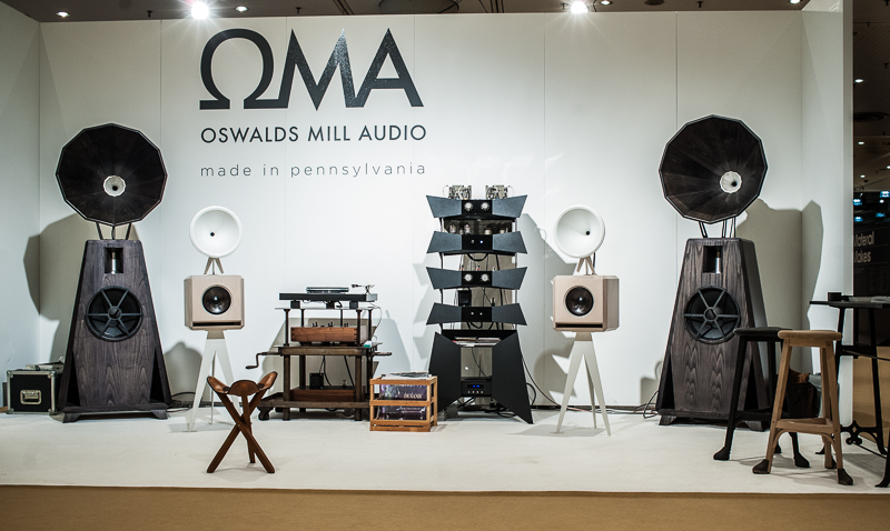 Filosofi Oswald Mills Audio