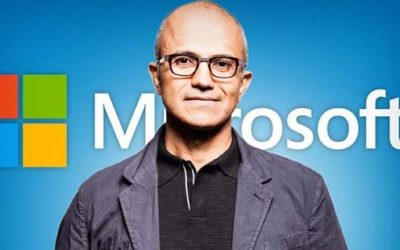 Jiwa Microsoft Satya Nadella