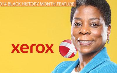 Ursula Burns, Xerox dan Hidup di Rusun