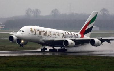 Membangun Emirates Airlines