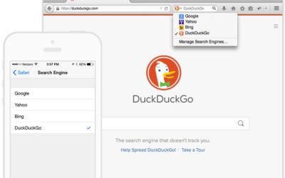 Belajar Traksi dari DuckDuckGo
