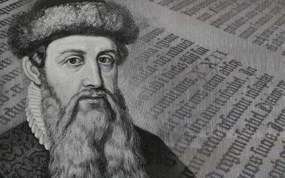 Mengenal Gutenberg, Pionir Entrepreneur Teknologi