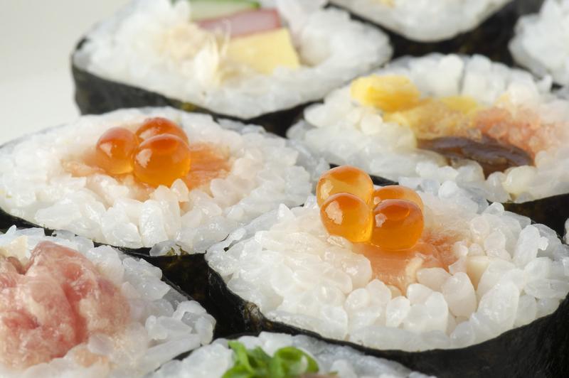 Sushi, Bisnis Nasi Digulung
