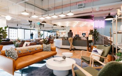 WeWork Rajanya Co-Sharing Workplace