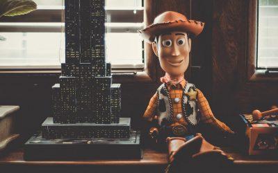 Antara Pixar dan Disney