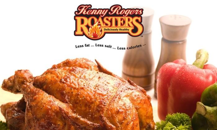 Kenny Rogers Roasters Berjaya di Asia