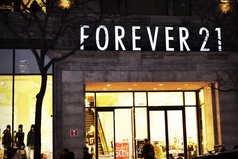 Forever 21, Bisakah Selamanya?