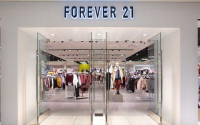 Forever 21 Mulai Tenggelam
