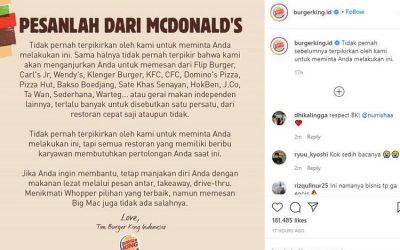 Pesanlah dari McDonald's
