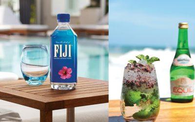 Air Minum Kemasan Mewah Fiji vs Equil