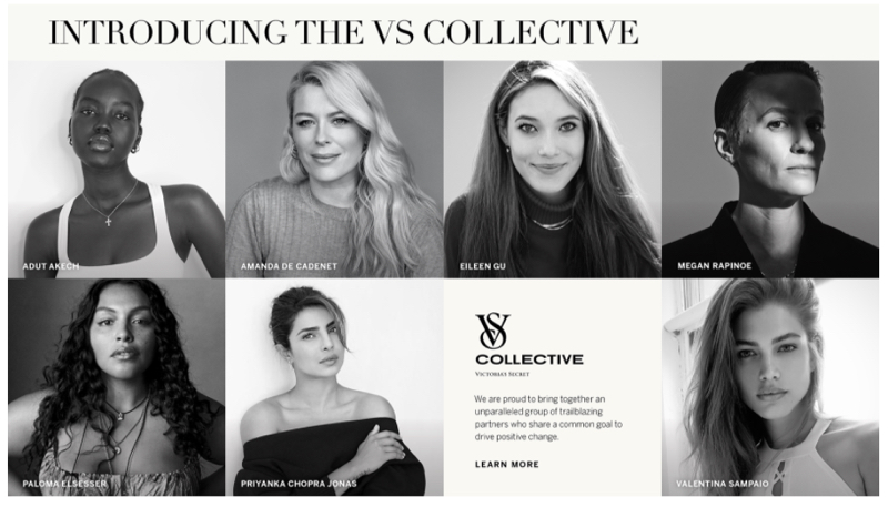Rebranding Victoria's Secret Era #MeToo